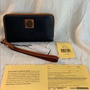 Dooney and Bourke Zip Wallet/Wristlet
